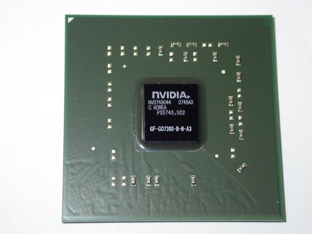 10PC original and new nVIDIA chipset GF-GO7300-B-N-A3 2007+(China (Mainland))