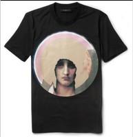 Free shipping 2013 brand new summer men's fashion clothing short-sleeve T-shirt o-neck man's shirt mens tops
