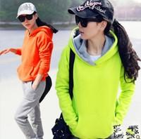 new 2014 fashion autumn&winter thick fleece womans hoodie casual sport wear woman's plus size cardigan M-XXL