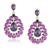 Free Shipping Vintage Bohemia Drop Earrings Fashion Jewelry Wholesale Quality Guaranteed E1397