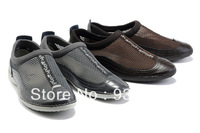 EMS  new arrival men's sandals breathable network shoes men casual shoes wholesale euro 39-43