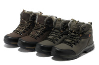 Free shipping,snow shoes for men Winter men cotton-padded shoes high-top hiking shoes plus hair warm outdoors shoes 40-44