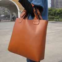 2012 normic autumn fashion vintage women's handbag leviathans big bags picture package casual PU women's handbag