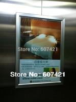 Modern  B2(500x700mm) Silver Aluminium Clip Poster Framea ,Snap Frames, Metal Picture Frames