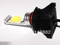 FREE SHIPPING FOR BY HK  2013 NEW PRODUCT!!! 48W High Power CANBUS LED Car Headlight with COB LED Source H4 H7 H8 H11 9005 9006