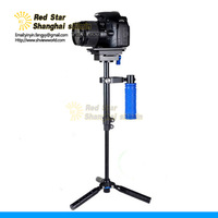 Mini carbon fiber stabilizer S-43 Steadicam Stabilizer Single arm Steadicam Carbon Fiber Camera Sled