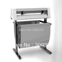 TENETH Kuco Huge pressure cutting plotter T24XL with optical sensor / 24'' sticker cutter plotter/ Contour vinyl cutter