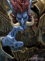 2013 Brand NEW High Quality World of Warcraft DC Unlimited World of Warcraft Series 2 Zabra Hexx Troll Priest Figure
