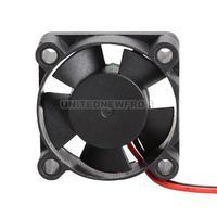 UN2F 3010S 12V Cooler Brushless DC Fan 30x10mm Mini Cooling Radiator