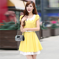 New arrival sweet gentlewomen dress one-piece jumpsuit dress formal women's 2013