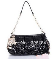 Free/drop shipping New chain recreation bag shoulder aslant BaoLiang bags wholesale
