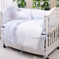 Baby baby bed wai bedding kit cotton 100% cotton magic