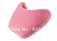 Good design Sansha foam pointe shoes cover stretchy ballet toe shoes pads protector free shipping