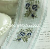 Free shipping 4cm wide Cotton lace ribbon lace embroidery lace beautiful cross stitch