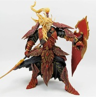 2013 Brand NEW High Quality WOW WORLD of WARCRAFT Blood Elf Paladin QUIN'THALAN SUNFIRE Series 3 WOW nice Gift