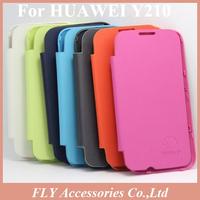 10pcs/lot  Free ship case for HUAWEI Y210,Original Huawei Battery Cover Back Case For HUAWEI Y210 case + retail box