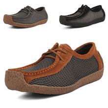 Mode trend van de mode slak kangoeroe schoenen schoenen voor mannen