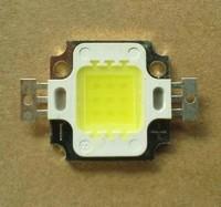 FREE SHIPPING 10PCS/LOT 10W 900-1000LM LED Bulb IC SMD Lamp Light Daylight white High Power LED 6000-6500K 35X35MIL