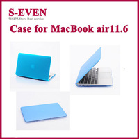 """Frosted Matte Crystal Case Hard Cover for Mac Book Air 11.6 inch"""", 11   Colors Available Free shipping"""