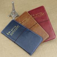 Bags testificate - bag long design multifunctional travel passport holder