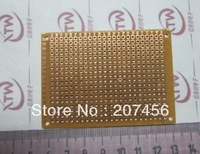 50pcs/lot Universal board . PCB Bread board ,test board 5cm*7cm 5*7CM Free shipping retail price