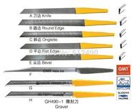 free shipping!!!8pcs/lot graver,engraving knife,graver max knife, Wax Carvers set,mini jewelry engraving knife set