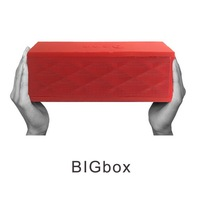 free shipping 2013 mini bluetooth speaker jambox style bluetooth speaker