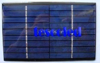 1PCS 9V200mA 1.8w Solar Panel 160X100mm+SMD IN5819