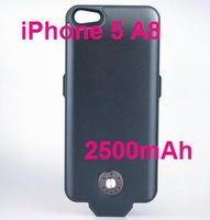 A8 2500mAh Backup Power Supply Case for i5