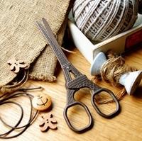 new 2013 Zakka vintage scissors cross stitch scissors diy handmade scissors