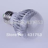 2014 Sale Led Light (high Power)1pcs- E27 Led Lamp Ac85-265v /ac Bulb with Remote Control Multiple Colour Lighting Free Shipping
