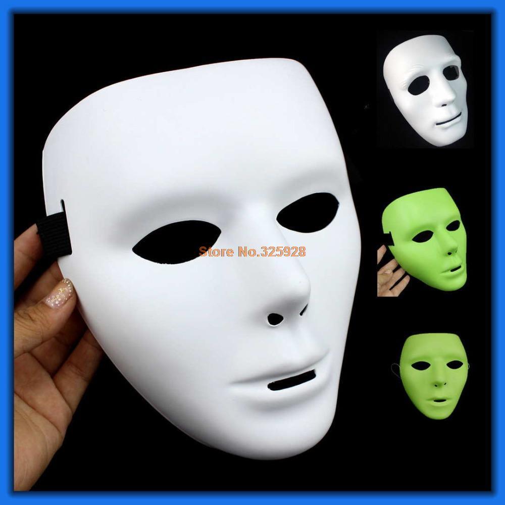 Free shipping 500pcs/lot The BBOY,hip-hop, JabbaWockeeZ ,dancers Qi Dance ghost step dance mask(China (Mainland))