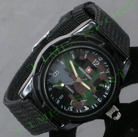 100PCS/Lot Wholesale DHL Free Shipping, High Quality Gemius Army Wrist Quartz Watch for Men, Military Strap Racing Sport Watches