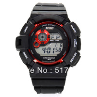 Men Sports Watches Skmei Brand Military Watch Casual LED Digital Watch Multifunctional Wristwatches 50M Waterproof Student watch