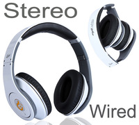 Foldable Stereo Headset Noise Reduction Cancellation Headphone for iPad iPod iPhone MP3 MP4 Mobile Phone Studio