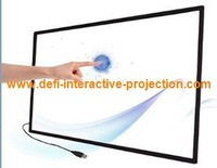 "32"" IR Touch screen Panel/ Frame with 6 Points"