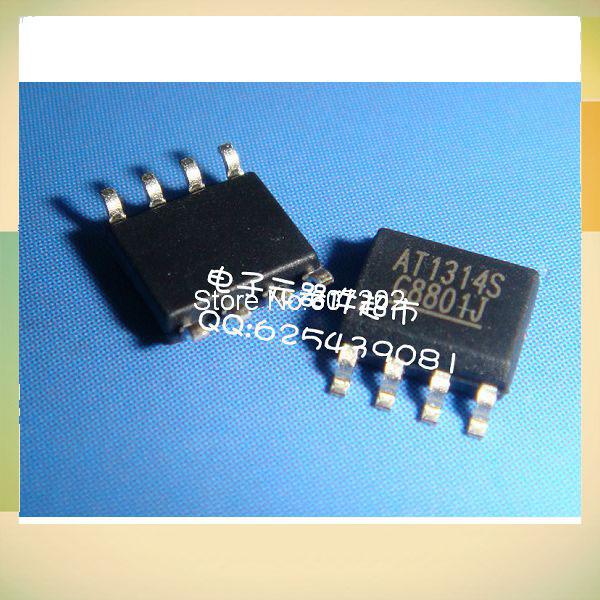 Бесплатная доставка ic AT1314S AT1314 SOP8 новый и оригинальный g5657a ic sop 8