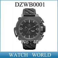 HK post free shipping NEW DZ WB0001 The Dark Knight Rises Limited Edition DZWB0001 Black Silicone+original box