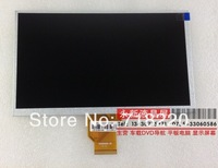 Free shipping 9inch 50pin LCD AT090TN10 for Freelander pd60 pd50 violet q9 screen display,cable 20000938-30