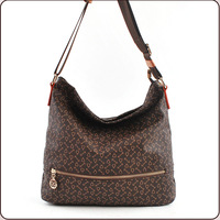Women's handbag 50y50022 coffee arrow messenger bag