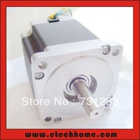 2Phase 4-lead NEMA 34 Stepper Motor Frame 86mm 6.5N.m Holding Torque Body Length 98mm 1.8 degree CE CNC Stepping Motor