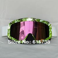 Adult Motocross Carting Motorcycle Dirt Bikers Sunglasses MX Off-Road Goggles