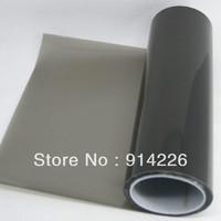 "Accessories Exterior Free Shipping Vinyl Film Tint Headlight Taillight Fog light 12""x48"" light  black sticker"