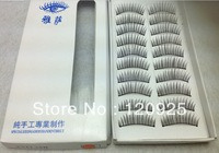 Free shipping new false eyelashes natural long