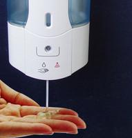 Automatic soap dispenser sensor soap dispenser shampoo box shower gel box hand sanitizer box bathroom wall