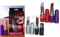 Lipstick Vibrator,Discreet Mini Bullet Vibrator,Vibrating Lipsticks,Lipstick Jump Eggs,Sex Toys Free Shipping by DHL 200pcs/lot