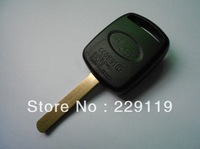 New 2 hole button car key blank shell fob remote case no groove on blade CE0891 Free shipping high quality for Subaru