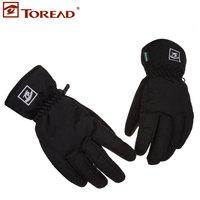 Outdoor ski gloves outdoor windproof thermal tela92031