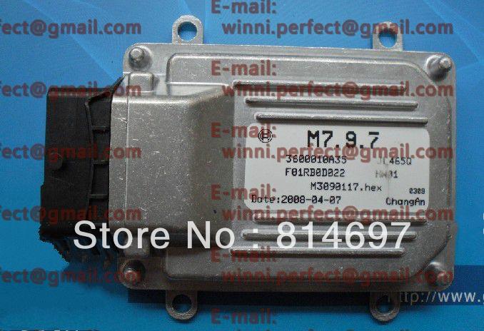 Changan Star II car engine computer board ECU(Electronic Control Unit)/ For BOSCH M7 Series/car PC/F01RB0D022/3600010A35(China (Mainland))