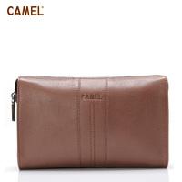 Camel camel male cowhide commercial day clutch bag fashion man bag mt018107-02